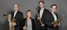 Konzert Pindakaas Saxophon Quartett (Ticket Erwachsene)