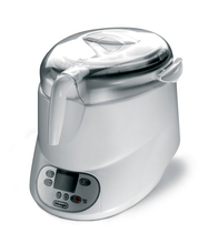 DeLonghi PMC 110 Pastakocher, weiße Pastamaschine (3 Jahre Garantie)