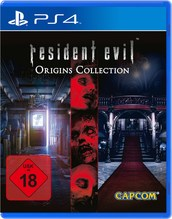 PS4 Resident Evil Origins Collectio Spiel