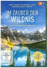 Im Zauber der Wildnis - Vom Leben in Nordamerikas Nationalparks, 2 DVD