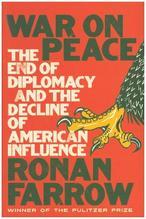 War on Peace | Farrow, Ronan