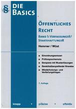 Basic Öffentliches Recht I | Hemmer, Karl-Edmund; Wüst, Achim