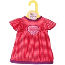 Zapf BABY born® Kleider Kollektion Dolly Moda Nachthemd, Größe 38-46cm