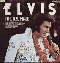Presley Elvis, The U.S. Male - UK Orig.LP