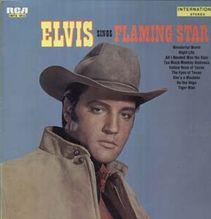 Presley Elvis, Flaming Star - Teldec INTS 1012