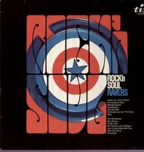 The Ravers / The Tonics, Rock & Soul - RARE Tip LP ED 1