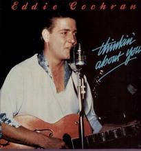 Cochran Eddie, Thinkin´ About You, rare LP 1989