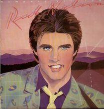 Nelson Rick, Memphis Sessions - rare LP 1986