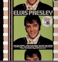 Presley Elvis, Original Soundtracks w.sticker