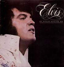 Presley Elvis, He Walks Beside Me, UK LP ED 1
