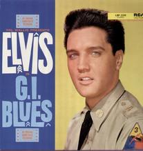 Presley Elvis, G.I.Blues - LSP 2256 LP Nearmint