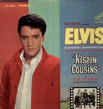 Presley Elvis, Kissin´ Cousins LSP 2894 US LP