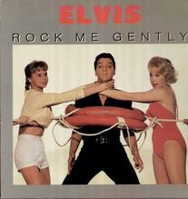 Presley Elvis, Rock Me Gently -  Live, AST 400 LP