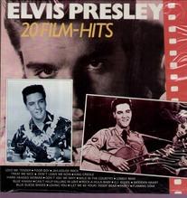 Presley Elvis, 20 Film Hits, rare Portugal LP 1987