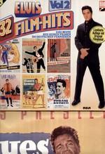 Presley Elvis - mit 60x90 Poster, 32 Film Hits Vol. 2 , 2 LP 1985