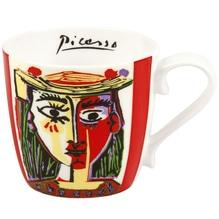 Könitz Becher – 'Picasso Femme Au Chapeau'