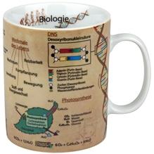 Könitz Wissensbecher - 'Biologie'