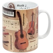 Könitz Wissensbecher - 'Musik'