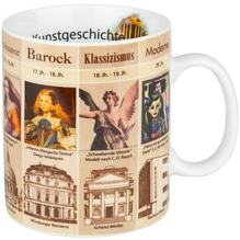 Könitz Wissensbecher - 'Kunstgeschichte'