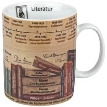 Könitz Wissensbecher - 'Literatur'