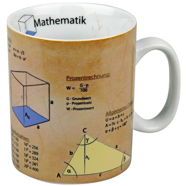 """Könitz Wissensbecher - """"Mathematik"""""""