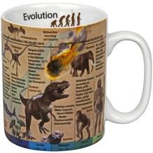 Könitz Wissensbecher - 'Evolution'