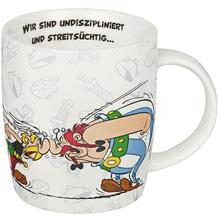 Könitz Becher 'Asterix ...aber wir lieben unsere Freunde!'
