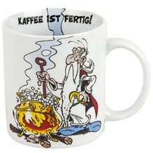 Könitz Becher – 'Asterix - Kaffee ist fertig!'