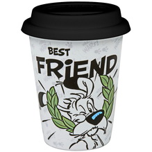 Könitz Coffee to go Mug mit Deckel - Characters - 'Best Friend'