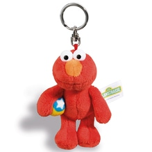 NICI Schlüsselanhänger Sesamstraße 'Monster Elmo'