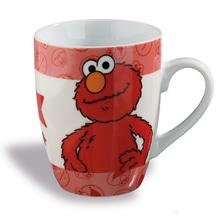 NICI Porzellantasse Sesamstraße mit dem 'Monster Elmo'