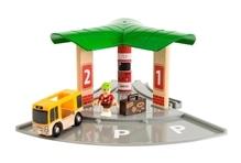 BRIO 33427000 Bus- und Zug-Bahnhof