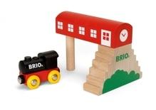 BRIO 33615000 Classic Bahnhof