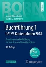 Buchführung 1 DATEV-Kontenrahmen 2018   Bornhofen, Manfred; Bornhofen, Martin C.