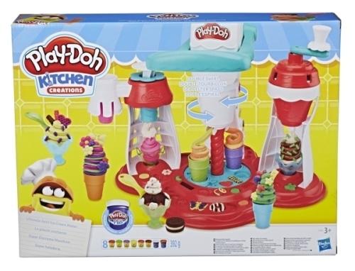 Hasbro E1935EU4 Play-Doh Super Eiscreme Maschine