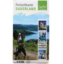 Freizeitkarte Sauerland