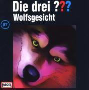 Die drei ??? 087. Wolfsgesicht (drei Fragezeichen) CD