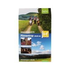 Wanderkarte 'Finnentrop - direkt am Sauerland Höhenflug'