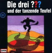 Die drei ??? 021 und der tanzende Teufel (drei Fragezeichen) CD