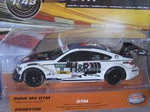64108 Carrera Go 143 BMW M4 DTM T. Blomqvist No. 31