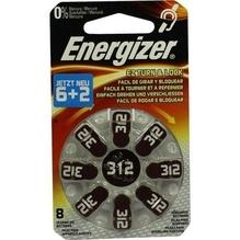 Energizer Hörgerätebatterie 312 8 St