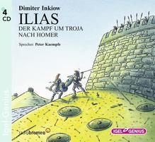 Ilias. 4 CDs   Inkiow, Dimiter