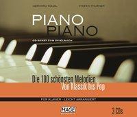 Piano Piano. 3 CDs | Kölbl, Gerhard; Thurner, Stefan
