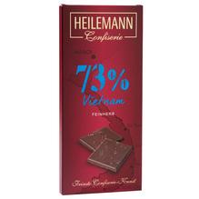 Heilemann 'Vietnam 73%' Feinherbe Bitter-Schokolade, 80g