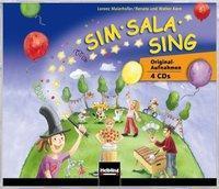 Sim Sala Sing. 4 AudioCDs | Maierhofer, Lorenz; Kern, Walter; Kern, Renate