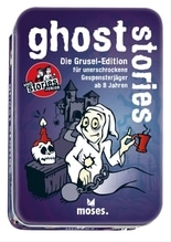 moses black stories Junior - ghost stories