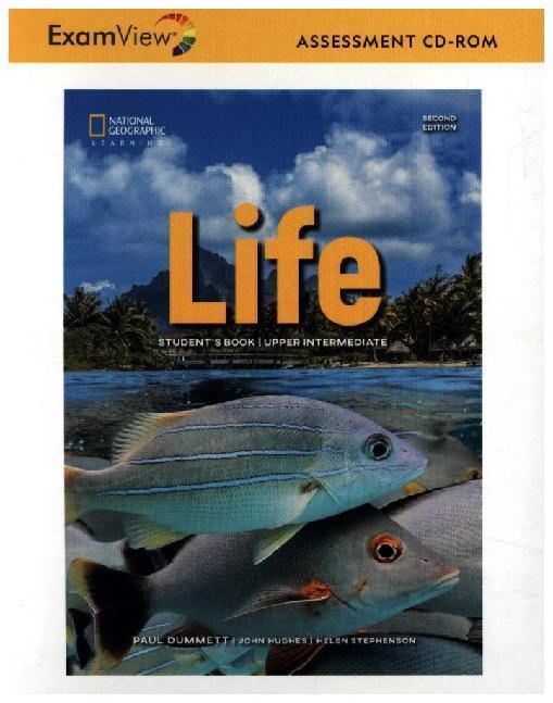 Life - Second Edition - B2: Upper Intermediate - ExamView DVD-ROM