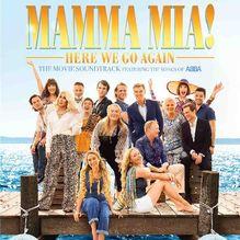 Mamma Mia! Here We Go Again, 1 Audio-CD (Soundtrack)   Various