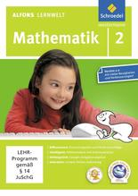 Alfons Lernwelt Lernsoftware Mathematik 2. CD-ROM