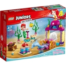 LEGO® Juniors 10765 Disney Princess? Arielles Unterwasser-Konzert, 92 Teile